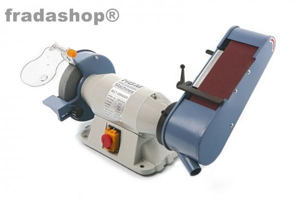 Schleifmaschine und Bandschleifer 200mm
