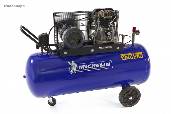 Michelin 270 Liter Kompressor 5,5 PS