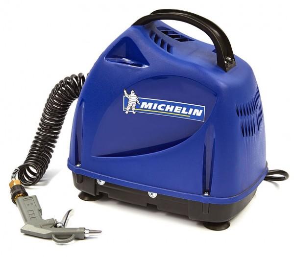 Tragbarer Michelin Kompressor 120L/min 1,5PS