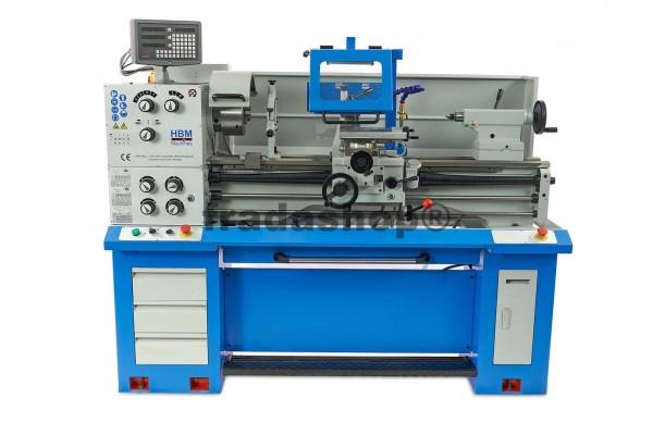 Metalldrehmaschine 360 x 1000 mm DRO Digitalanzeige-230V