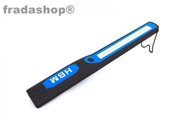 Taschenlampe 250l blau