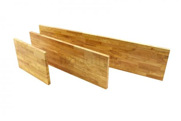Massivholz Arbeitsplatte für Werkstattausstattung