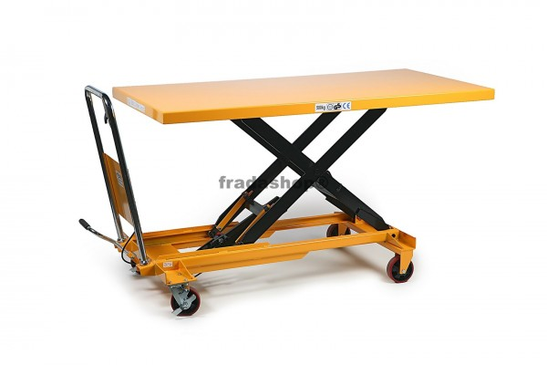 Mobiler Werktisch-Hebebühne 500 XL