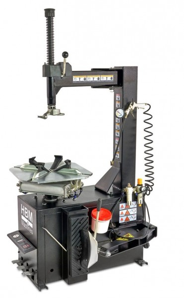 Reifendemontiermaschine