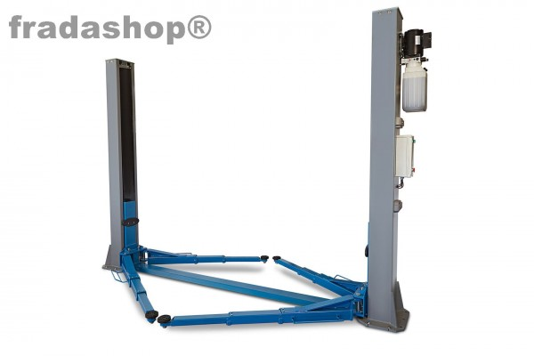 2-Säulen-Hydraulikhebebühne 5,5 T Vollautomatisch-230V