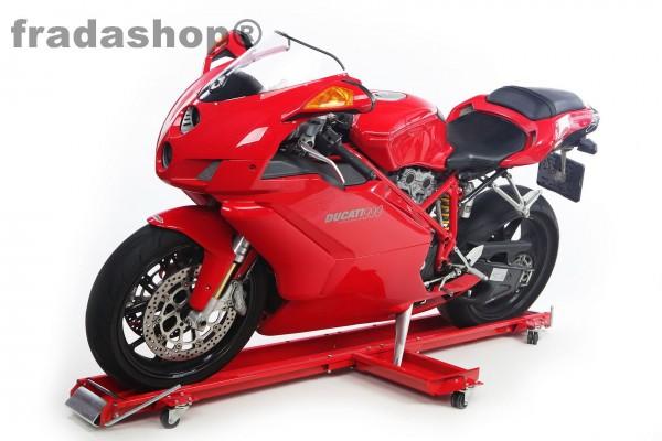 Mobiler Motorradständer bis 550 kg