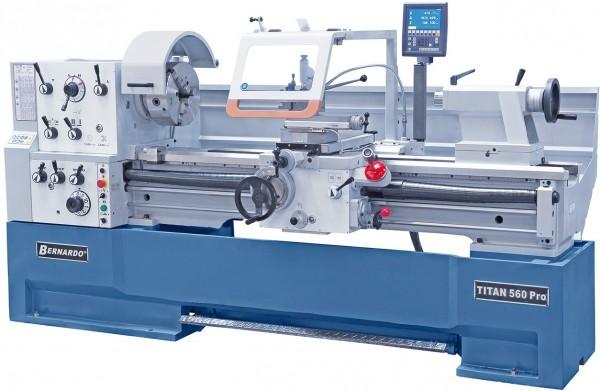 Produktionsdrehmaschine 560x3000mm