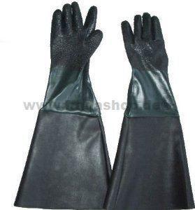 Handschuhe-Universal für Sandstrahlkabinen