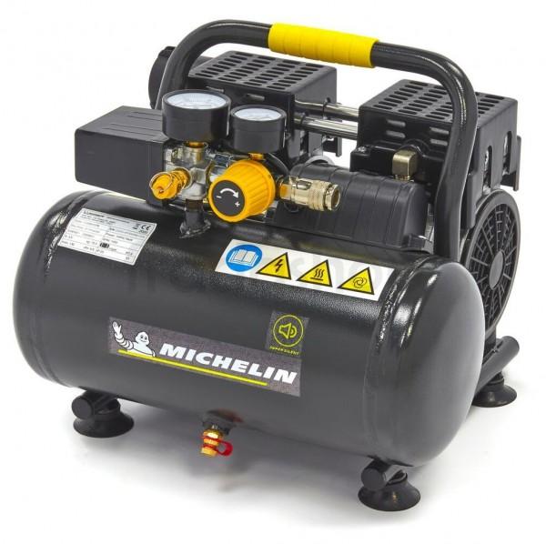 Professioneller geräuscharmer 6-Liter-Kompressor