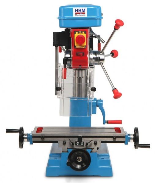 Bohr- & Fräsmaschine 16mm