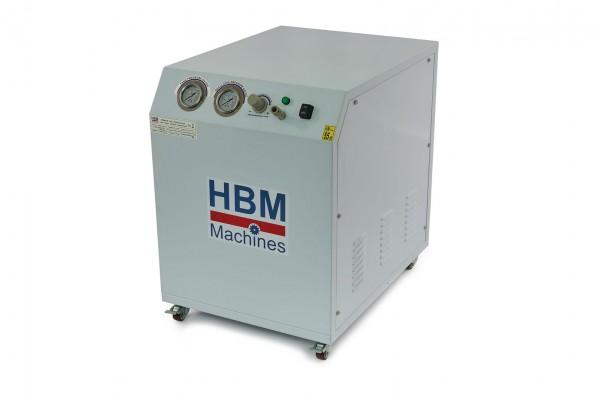 Dental Leiseläufer Kompressor 1500 Watt 50l Inhalt