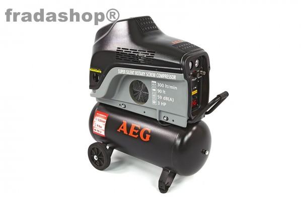 Schraubenkompressor AEG SC 90/30