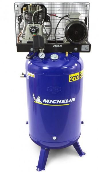 Vertikaler Michelin 270-Liter-Vertikalkompressor 5,5 HP