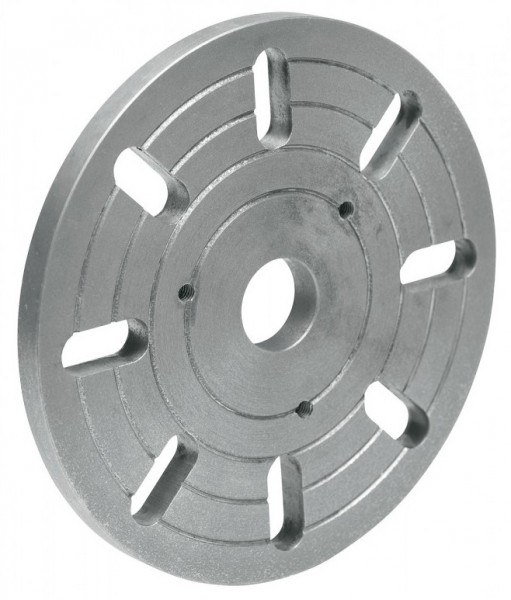 Aufspannscheibe Ø170mm Leitspindeldrehmaschine