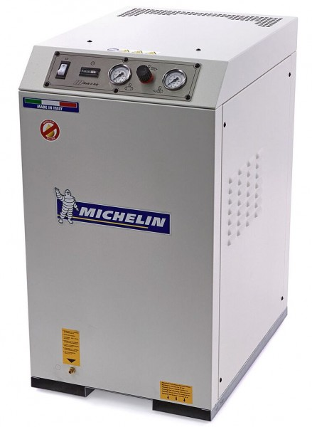 Professioneller geräuscharmer Dentalkompressor von Michelin