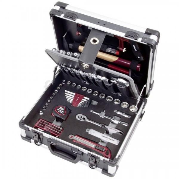 Allround-Werkzeugkasten 102 teilig