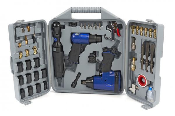 Michelin 49 teilig Druckluftwerkzeugsatz