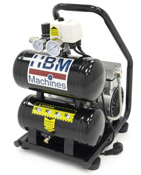 Professioneller tragbarer, geräuscharmer 10-Liter-Kompressor