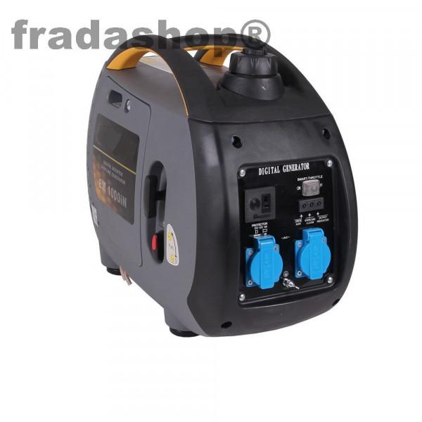 Digital Inverter Benzin Generator 1000W