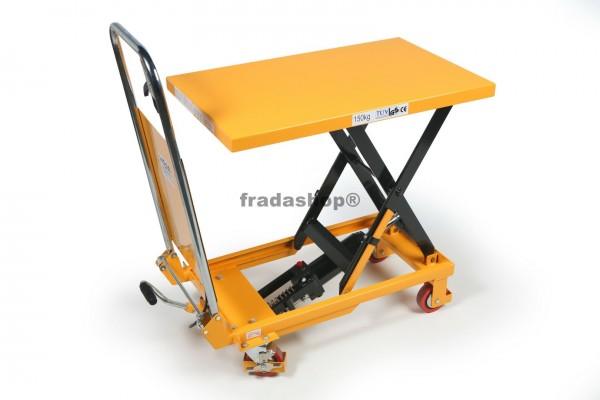 Mobiler Werktisch-Hebebühne 150