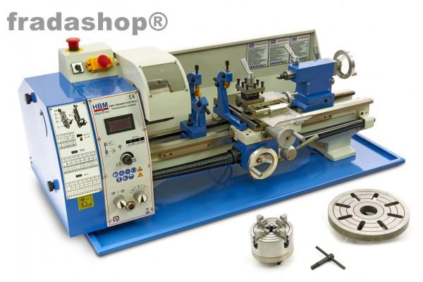 Metalldrehmaschine 250 x 550 Complete Profi