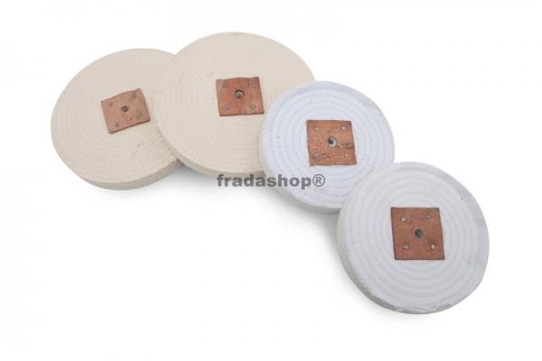 Polierscheibe - Baumwolle 150mm