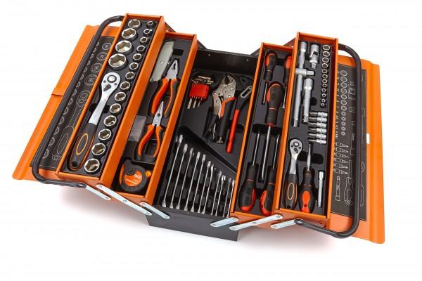 Werkzeugkasten 85tlg. gefüllt