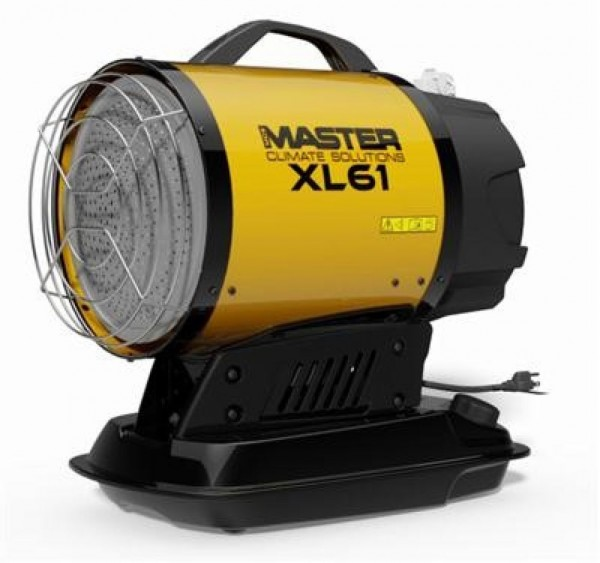 Master-Infrarot-Dieselheizer XL 61