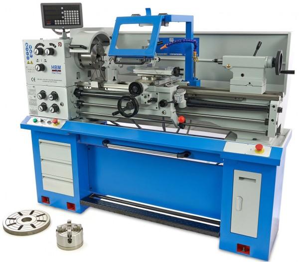 Metalldrehmaschine 360x1000mm Ø52mm 400V