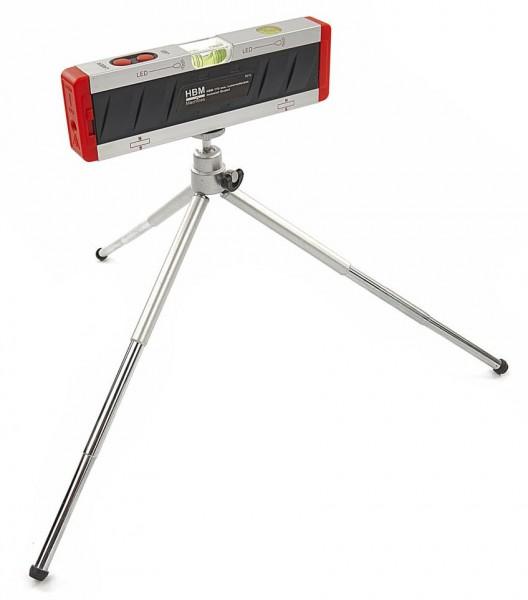 Laser Wasserwaage mit Stativ 10 Meter