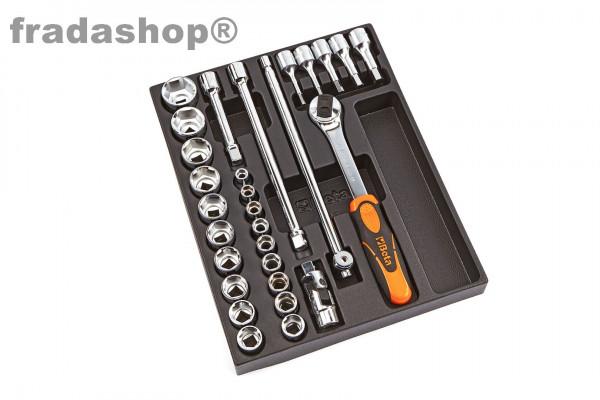 BETA T83 - 24-teilige Werkzeugeinlage