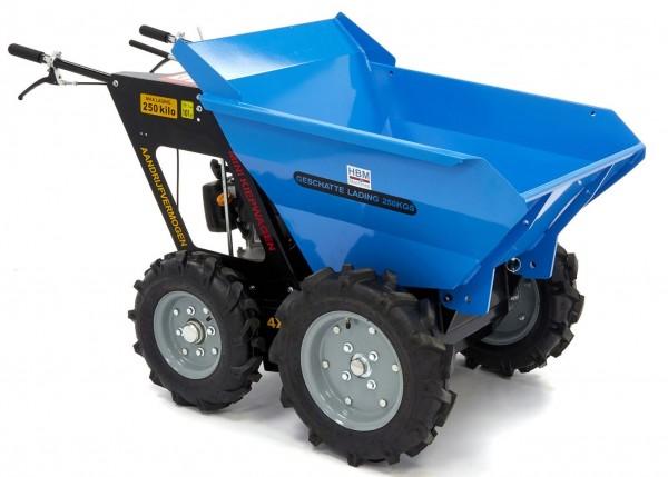 Motorisierter Minikipper 250kg