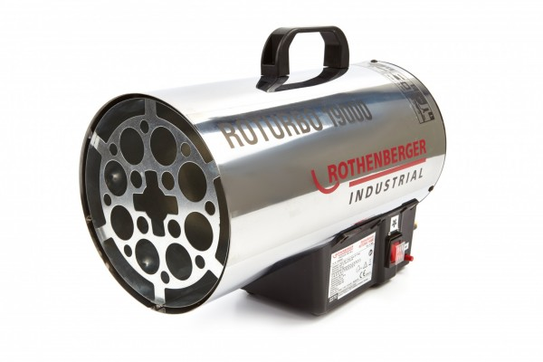 Rothenberger Heißluftkanone 18 KW