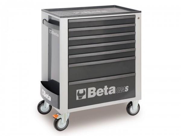 Beta 7 Laden Werkstattwagen 159tlg. befüllt