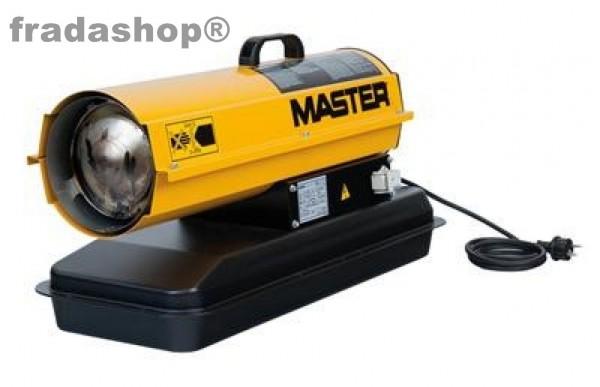 Master Dieselheizer B 70 CED