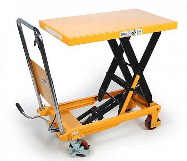 Mobiler Werktisch-Hebebühne 500