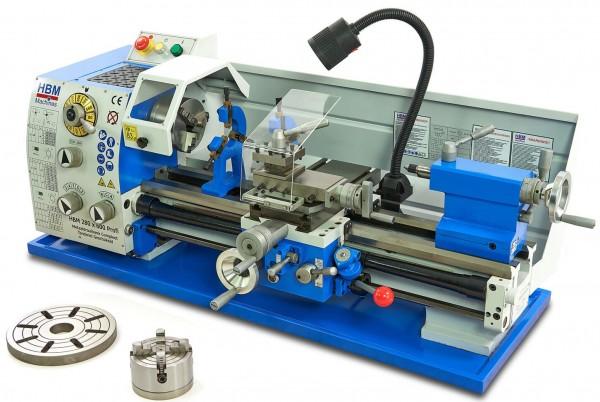 Metalldrehmaschine 280x600mm Zahnradschaltung