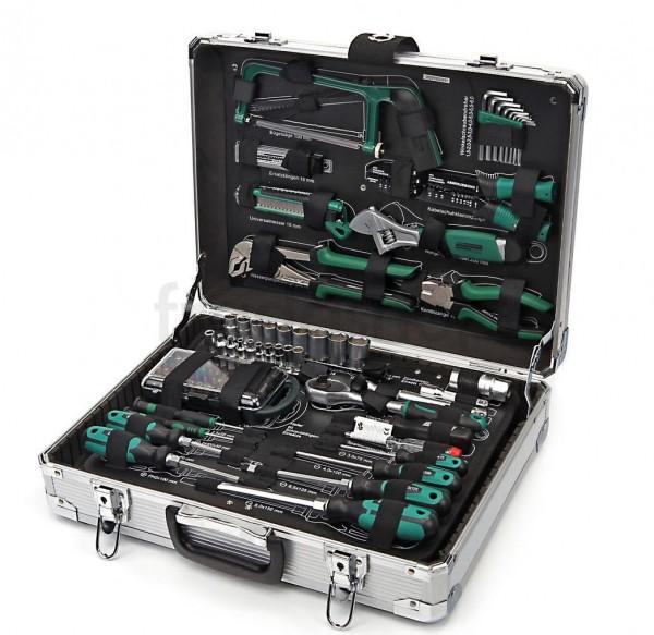 Mannesmann Werkzeugkoffer 124 teilig