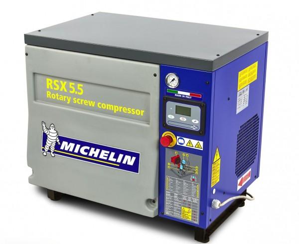 Schraubenkompressor Michelin RSX 5.5 HP