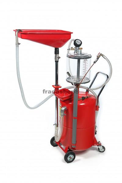 Ölauffangbehälter Typ A
