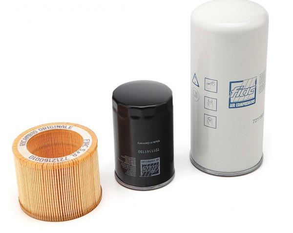 Filterset TBV Schraubenkompressoren