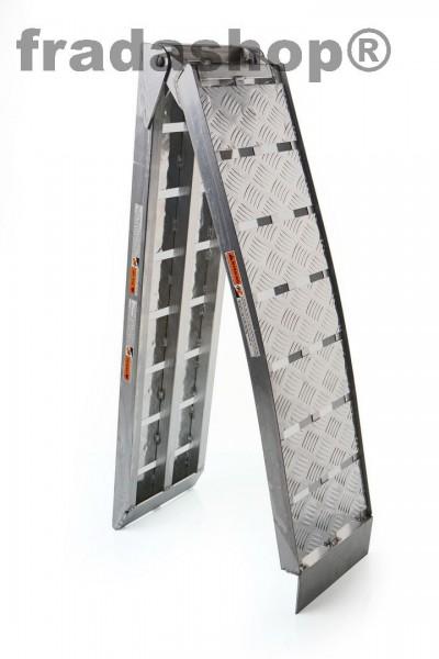 Aluminium Auffahrrampe 680