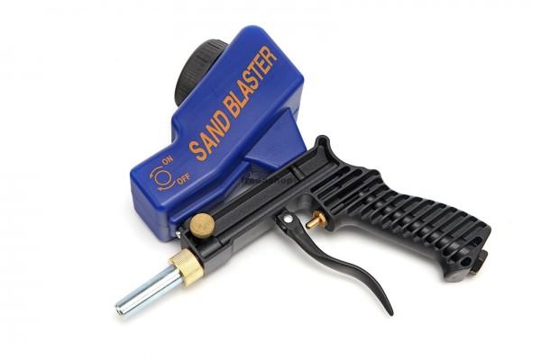 Hand-Sandstrahlpistole