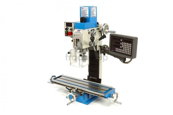 Fräsmaschine BF25 mit Digitalanzeige gr. Tisch