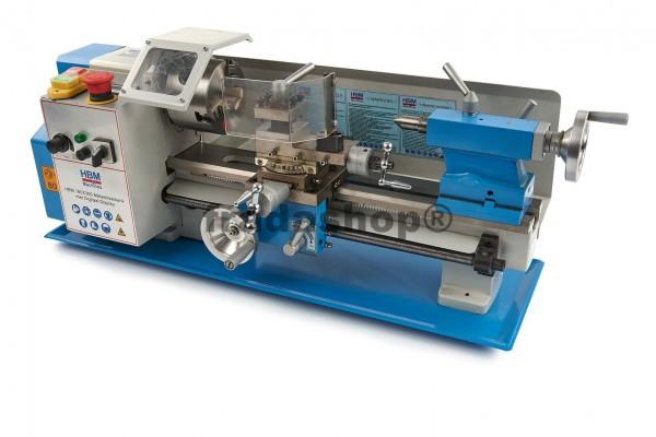 Metalldrehmaschine 180 x 300 mm mit Digitalanzeige