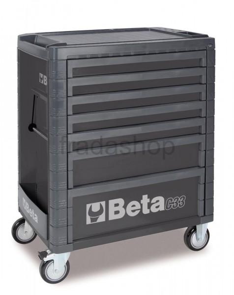 Beta C33 7 Schubladen Werkstattwagen