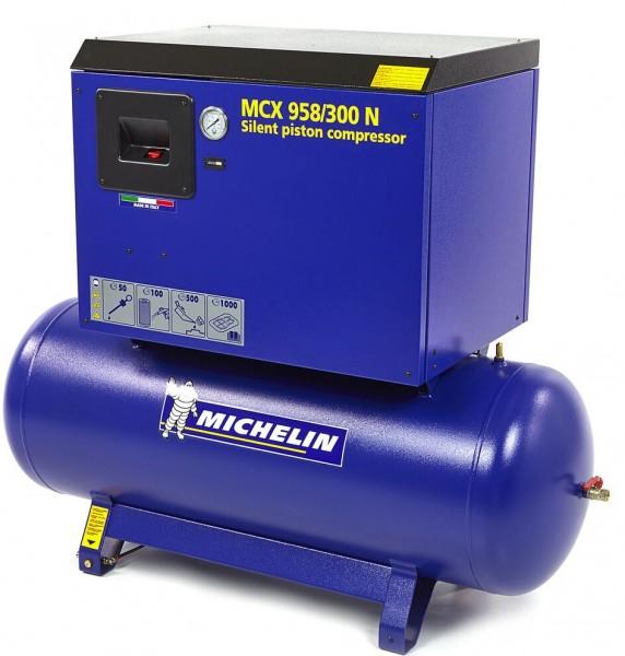 Michelin 7,5 HP 270 Liter geräuschreduzierter Kompressor