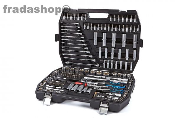 216-teiliges Profi-Steckschlüssel-Set