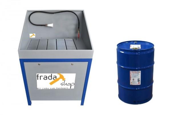 Teilereinigungsgerät + 60L Reiniger