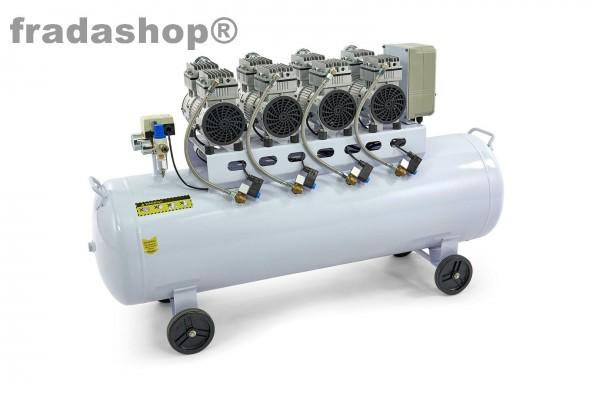 200 Liter Professional Leiseläufer Kompressor